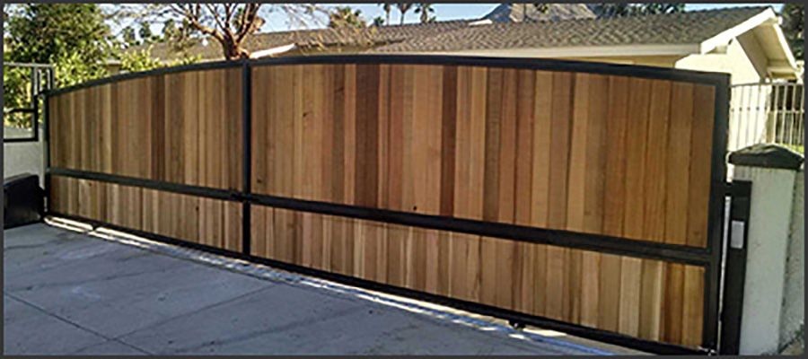 Gallery Of Gates Installed In Coachella Valley Precision
